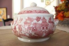 Churchill Red Willow Soup Tureen in Warner Robins, Georgia