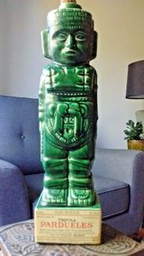 Vintage Mexican Tequila Bottle/Decanter - Aztec/Mayan/Tiki feel. Rare and unique! in Elgin, Illinois