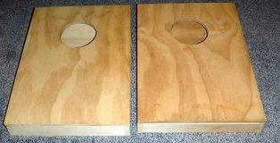 Bean Bag Toss Game Wood Target Set in Orland Park, Illinois