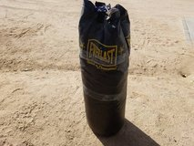 Everlast heavy bag in Yucca Valley, California