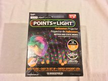 new led light show points of light halloween projector motion / static motion  02592 in Fort Carson, Colorado