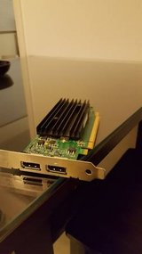 nVidia Quadro NVS 295 Dual DisplayPort Graphics Card in Elgin, Illinois