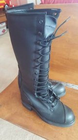 """NEW Belleville Style 16"""" Climber Boots (Women's Size 7.5 US) Size 5.5E in Naperville, Illinois"""