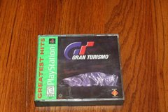 PS1 Gran Turismo Complete in Kingwood, Texas
