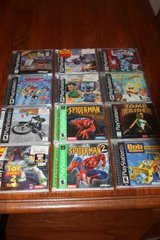 Over 30 PS1 Games, Each $10.00 and Under in Kingwood, Texas