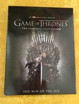 Game of Thrones season 1 blu ray in Fort Campbell, Kentucky