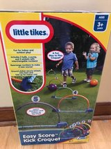 Little Tikes Easy Score Kick Croquet - New in Westmont, Illinois