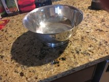 Vintage - silverplate 9 x 4 inch bowl by Gorham EP YC781 in Quantico, Virginia
