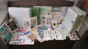 Scrapbooking paper, stickers and more .25¢ - $3.00 in Glendale Heights, Illinois