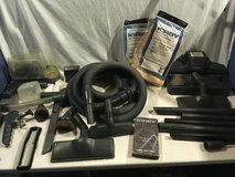 kirby vacuum gray cleaning attachments bags hoses carpet shampooer full kit  02525 in Fort Carson, Colorado