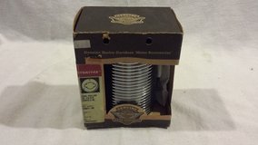 new oem harley davidson cool collar oil filter chrome metal cover dyna 62821-98  02458 in Fort Carson, Colorado