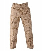 usmc marine corps desert marpat mccuu small long deployment trousers pants  02616 in Fort Carson, Colorado