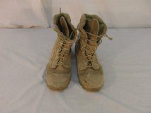 rock port works combat usmc us army desert tan 8 m boots lace up 31295 in Fort Carson, Colorado