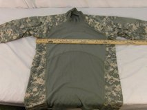 usgi team soldier certified gear acu digital camouflage shirt defects 31429 in Fort Carson, Colorado