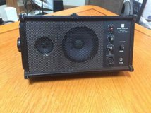 toa stage monitor speaker sm-25m~ tested and working in Tinley Park, Illinois