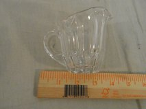 crystal cup clear glass cup with handle tea coffee cup 32312 in Fort Carson, Colorado