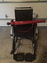 DRIVE Cougar Wheelchair + VERSA BRELLA Umberella in Quantico, Virginia