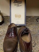 Mens leather shoes by Bass in Camp Pendleton, California