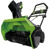 Greenworks 26272 40V G-MAX Cordless Lithium-Ion 20 in. Snow Thrower in Joliet, Illinois