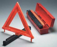Warning/Safety Triangles - James King & Co. in Travis AFB, California
