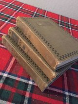 100+ Year Old Books Lot of 3 in Travis AFB, California