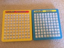 magic math division + multiplication press and see machines boards in Chicago, Illinois