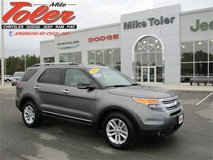 2014 Ford Explorer XLT- One Owner(14919a) in Cherry Point, North Carolina