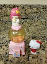 Vintage Sanrio Mini gumball machine and Hello Kitty pencil topper in Camp Pendleton, California