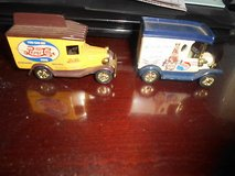 Pepsi Cola Soda Advertising Delivery Trucks Diecast Models 1:64 Scale!   Very Good Condition! in Spring, Texas