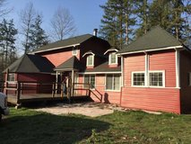 Large 3-2-2 on one-acre,with Washer-Dryer,free water-supply,sewer incl in Fort Lewis, Washington
