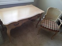 Beautiful Ethan Allen French Desk & Chair in Bolingbrook, Illinois