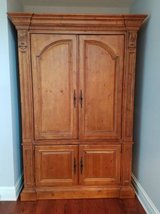 Stunning Ethan Allen Real Wood Armoire! in Bolingbrook, Illinois