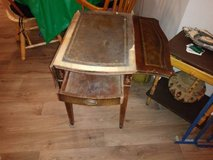 Side table Occasional Table on casters in Fairfield, California