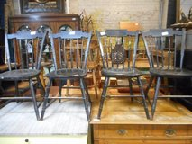 Black Hitchcock Style Chair (s) in Elgin, Illinois