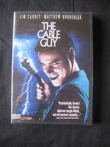 Brand New!! SEALED dvd Movie ** THE CABLE GUY in Fort Lewis, Washington