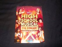 Brand New!! SEALED dvd Movie ** HIGH SCHOOL MUSICAL THE CONCERT in Tacoma, Washington