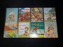 Vintage Little Golden Books... Bible Stories, Hymns and Prayers NEW in Tacoma, Washington