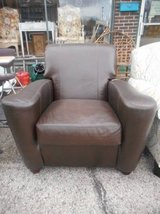 Casual Leather Chair in Elgin, Illinois