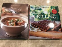 2- William Sonoma cookbooks in Fort Campbell, Kentucky