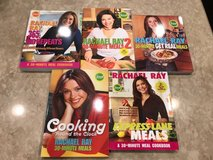 5 Rachel Ray cookbooks in Fort Campbell, Kentucky