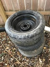 Fiero spare tire/wheel in Bolingbrook, Illinois