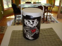 Authentic WISCONSIN BADGERS BUCKY Insulated Cooler KOOLER KRAFT in Brookfield, Wisconsin