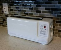 KitchenAid Ultra Power Plus 2 Slice White Toaster (Like New!) in MacDill AFB, FL