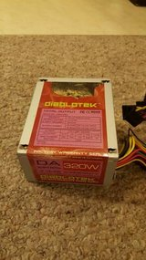 Diablotek 320W Micro Power Supply in Elgin, Illinois