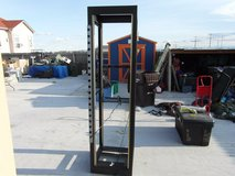 hammond manufacturing cabinet rack black powder coat #c2f197823bk1  32075 in Fort Carson, Colorado