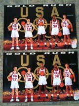 Olympic posters in Schaumburg, Illinois