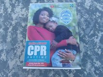 new in box family and friends cpr anytime lifesaving skills in 20 minutes 31791 in Fort Carson, Colorado