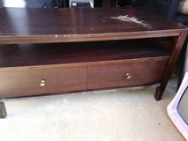 Coffee table with storage drawer in Travis AFB, California