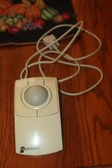 MicroSpeed PC TRAC Button Trackball Serial Computer Mouse in Spring, Texas