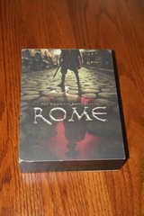 Rome The Complete First Season in Spring, Texas